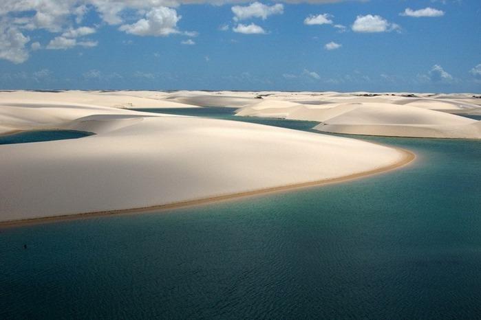 Бразилия, Национальный парк Ленсойс Мараньенсес 78944