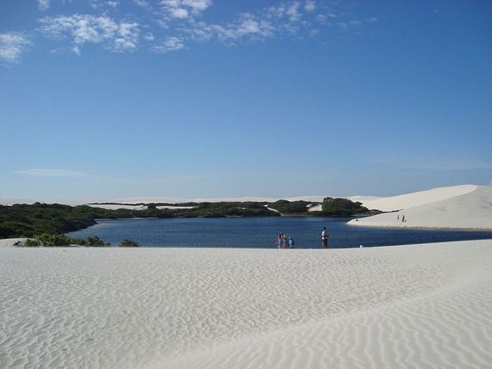 Бразилия, Национальный парк Ленсойс Мараньенсес 75233