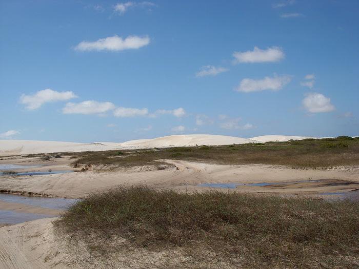 Бразилия, Национальный парк Ленсойс Мараньенсес 22997