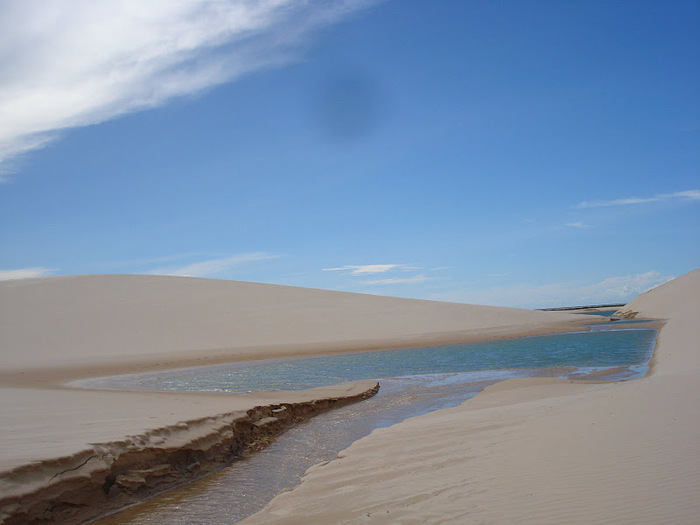 Бразилия, Национальный парк Ленсойс Мараньенсес 99430