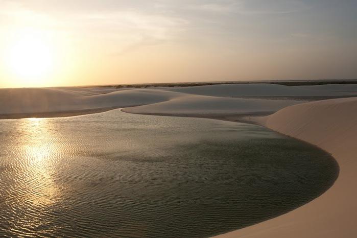 Бразилия, Национальный парк Ленсойс Мараньенсес 95812