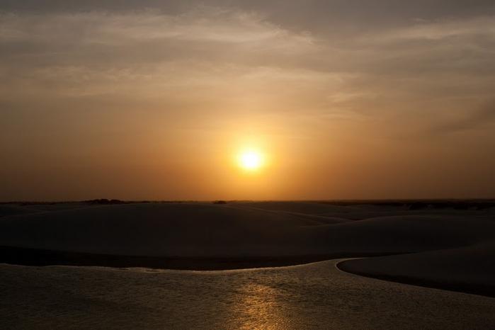 Бразилия, Национальный парк Ленсойс Мараньенсес 58250