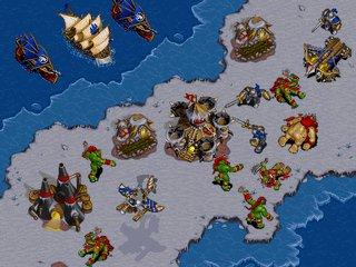 Warcraft 2 for s60v5 game