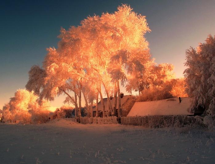 3 зима красота мороз (700x532, 124Kb)