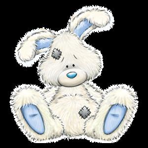 43 кролик снежный ... (300x300, 117Kb)