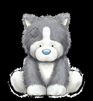 60 собачка аляска (300x326, 104Kb)