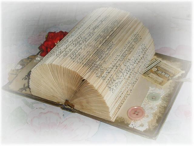 Поделки из старой книги своими руками из