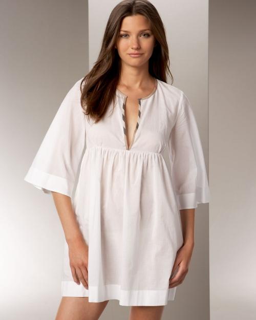 Сшить ночную сорочку