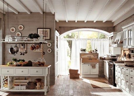 ...деревянно-белое со всякими няшами. а я мечтаю о кухне в стиле прованса.