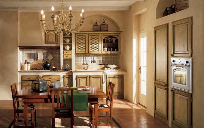 Фотография 7. Кухня.