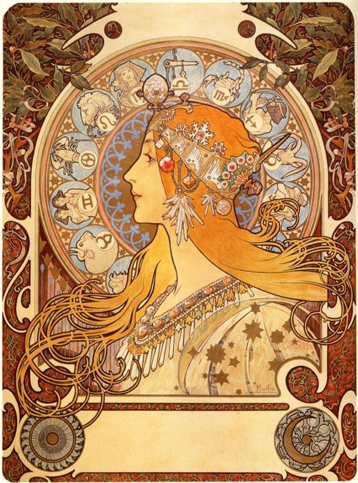 Зодиак. 1896 (519x700, 111Kb)