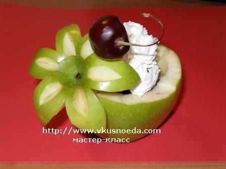 Что можно сделать из яблока рецепты