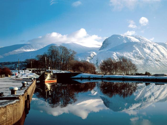 14 красивая зима (700x525, 419Kb)