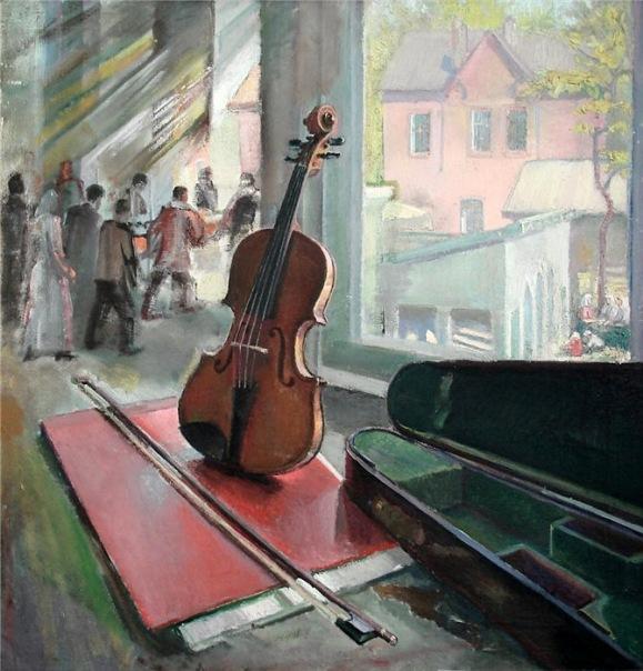 Как и другие музыкальные инструменты, скрипка сформировалась в результате длительного и сложного процесса общего...