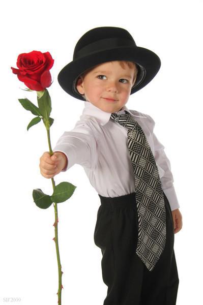 Для девочки цветок (399x600, 43Kb)