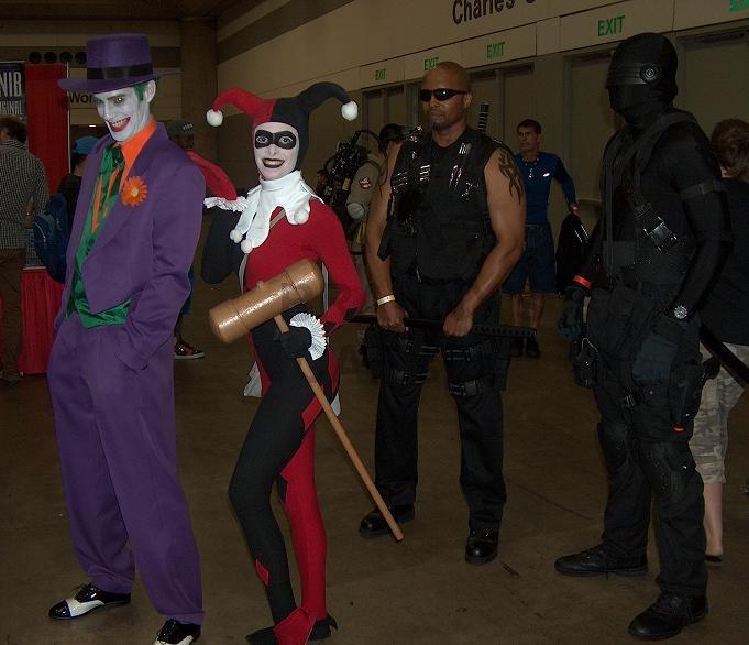 Joker Harley Quinn Blade Snake Eyes (681x586, 165Kb)