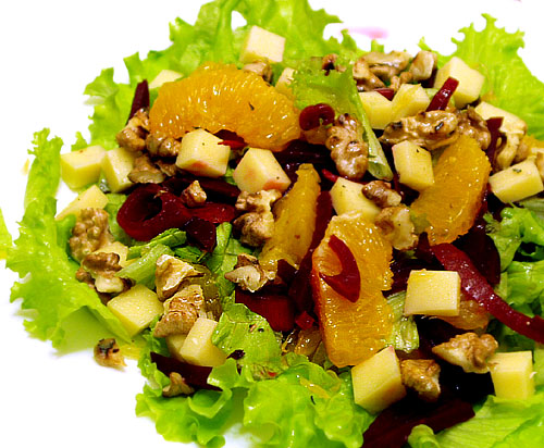 салат свекла с апельсинами (500x412, 102Kb)