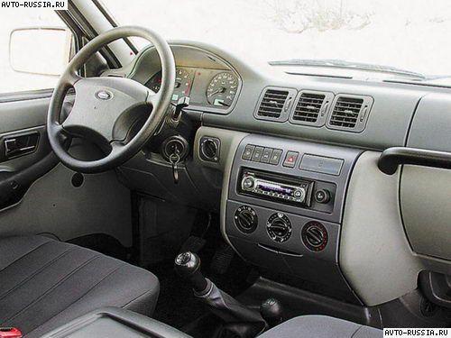 Полноразмерный комфортабельный внедорожник Ульяновского автозавода UAZ Patriot (УАЗ-3163) отличается от прежних УАЗов...