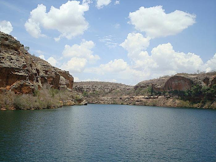 Каньон ду Шинго - Canyon do Xingo 17602