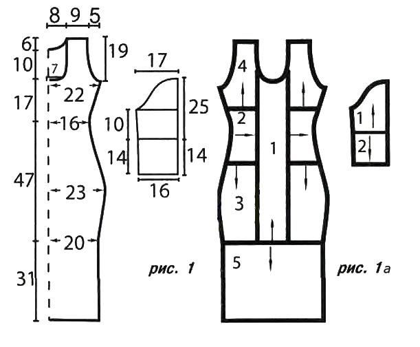 выкройка, выкройка платья 40 х годов и выкройка платья 17 века.