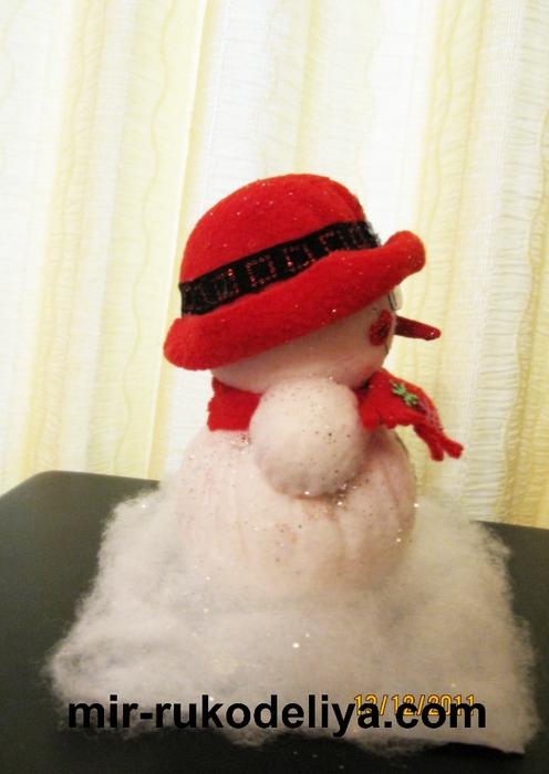 мои работы -снеговик 023 (496x700, 217Kb)