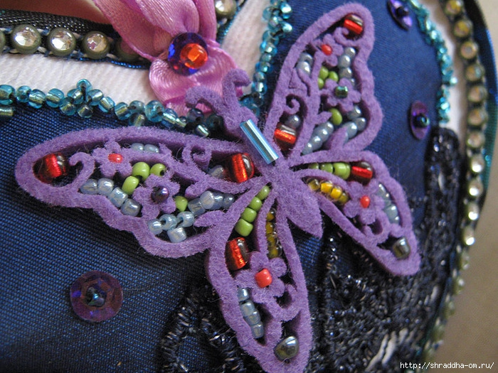 сердечко с бабочкой, hand made, автор Shraddha, 3 (700x525, 346Kb)