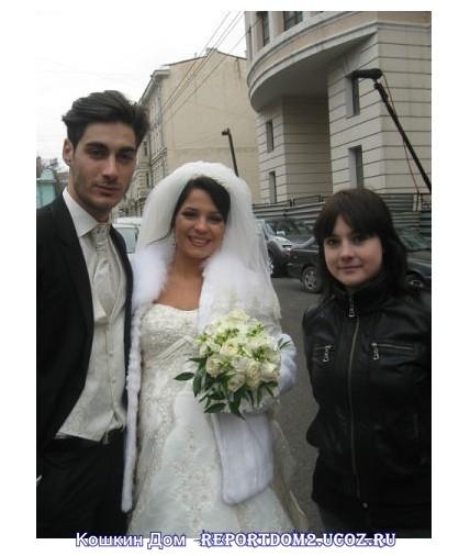 Юлия Колисниченко вышла замуж за Тиграна Салибекова, который, кстати