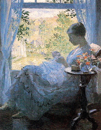 лиру Melchers, Gari Julius (1860-1932) (391x500, 131Kb)