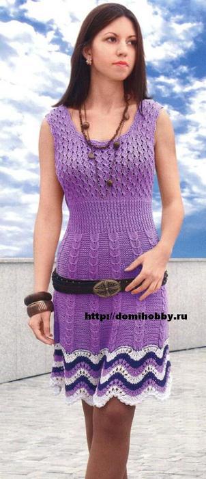 вязание-летнего-платья1 (302x700, 41Kb)