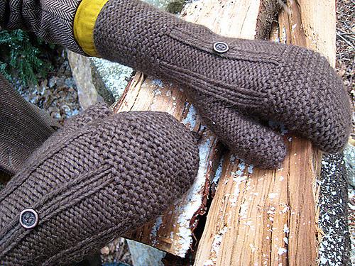 """针织手套:""""阀门"""" - maomao - 我随心动"""