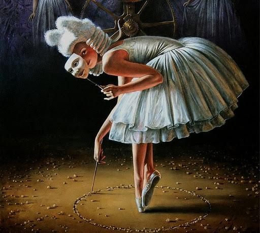 Михаил Хохлачёв (Michael Cheval). 14 (512x459, 79Kb)