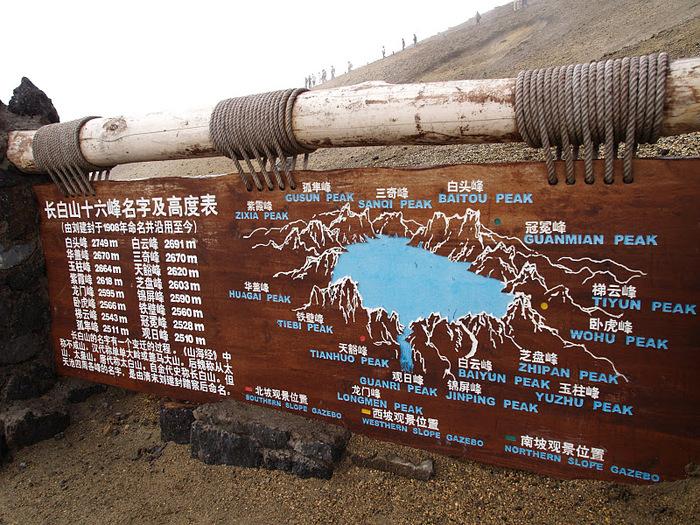 Чанбайшань – биосферный заповедник Китая 41511
