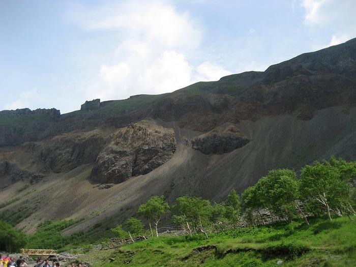 Чанбайшань – биосферный заповедник Китая 26438