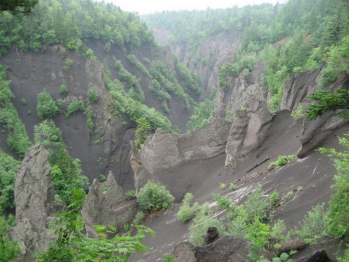 Чанбайшань – биосферный заповедник Китая 63278