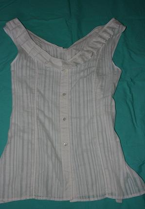Как Сделать Блузку Из Мужской Рубашки