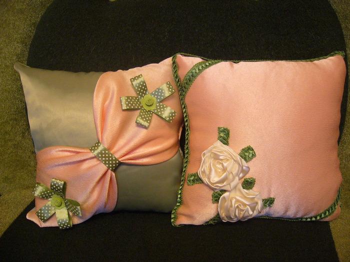 Шьем диванные подушки своими руками мастер класс