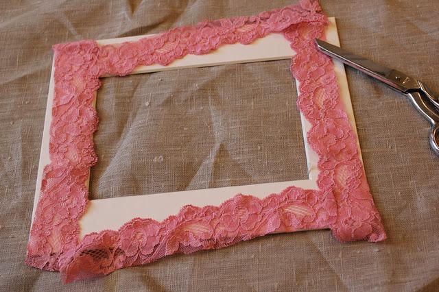 Фото как украсить рамку для фото своими руками в домашних условиях 75