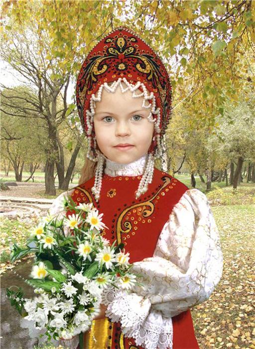 Русский кокошник своими руками выкройка