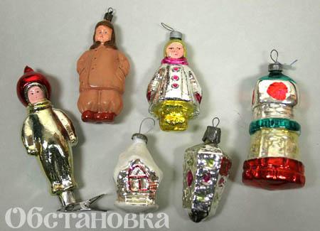 новогодние игрушки ссср цена - 12 качественных фото IA46