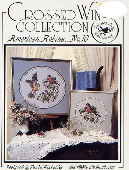 №10 American Robins (534x700, 155Kb)