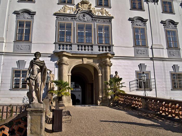Замок Лысице (Lysice) 86266