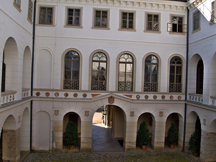 Замок Лысице (Lysice) 10767