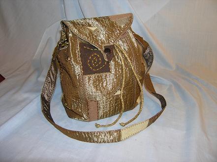 шьем туристический рюкзак