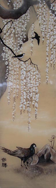 Японская живопись купить