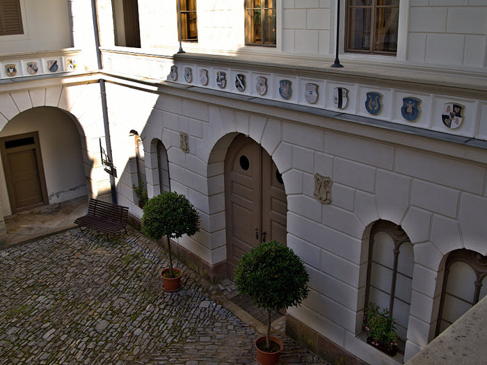 Замок Лысице (Lysice) 32696