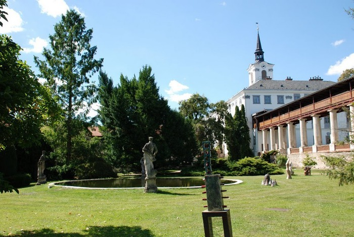 Замок Лысице (Lysice) 89131
