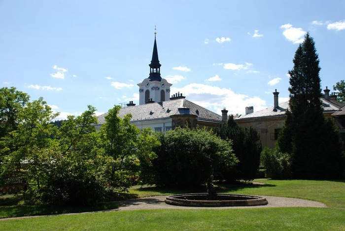 Замок Лысице (Lysice) 88655