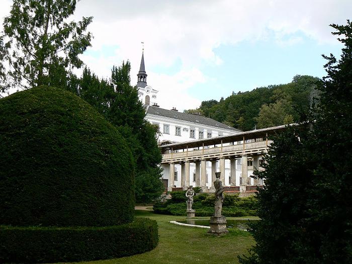 Замок Лысице (Lysice) 83152