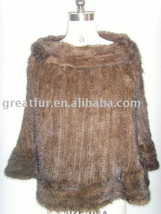 Ladies_Mink_Knitted_Poncho (525x700, 78Kb)