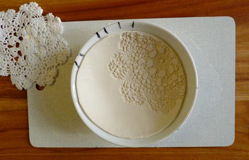 Сделать тарелку своими руками
